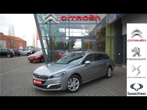 Peugeot 508 SW BlueHDi 150 Allure - EURO 6 - FULL LED - WIFI -