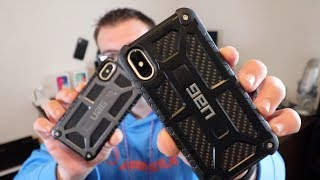 The Best iPhone X(s) Case? UAG Monarch