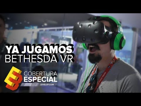 Bethesda VR: Ya jugamos Doom VFR, Skyrim VR y Fallout 4 VR