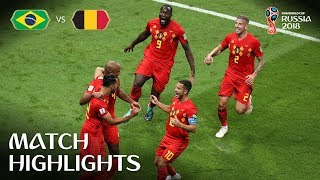 Download Brazil v Belgium - 2018 FIFA World Cup Russia™ - Match 58 Mp3 and Videos