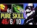 Pure Skill Max Magic Damage! Incredible Raze Shadow Fiend by Yapzor Dota2