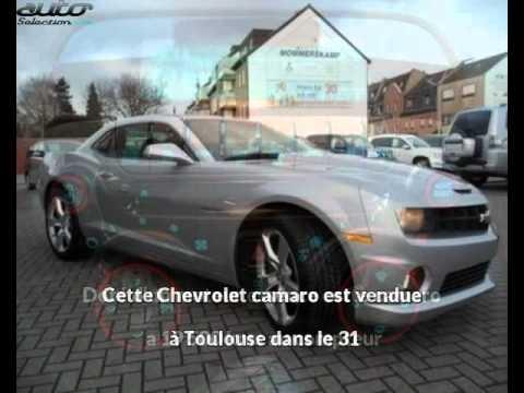 Chevrolet Camaro Occasion Visible Toulouse Prsente Par Auto