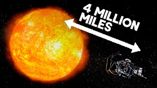 This Is How We've Reached The Sun