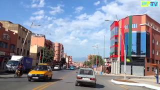 جولة في شوارع بني ملال (Benimellal not just a city (part 2