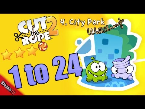 how to unlock all levels in cut the rope 2