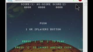 Scratch - Space Invaders: 2 Player Gameplay