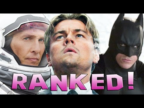 9 Christopher Nolan Movies Ranked