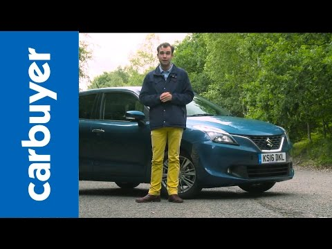 Suzuki Baleno In-depth Review - Carbuyer