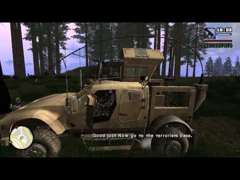 The Army Gta Sa Cleo Mission Mods