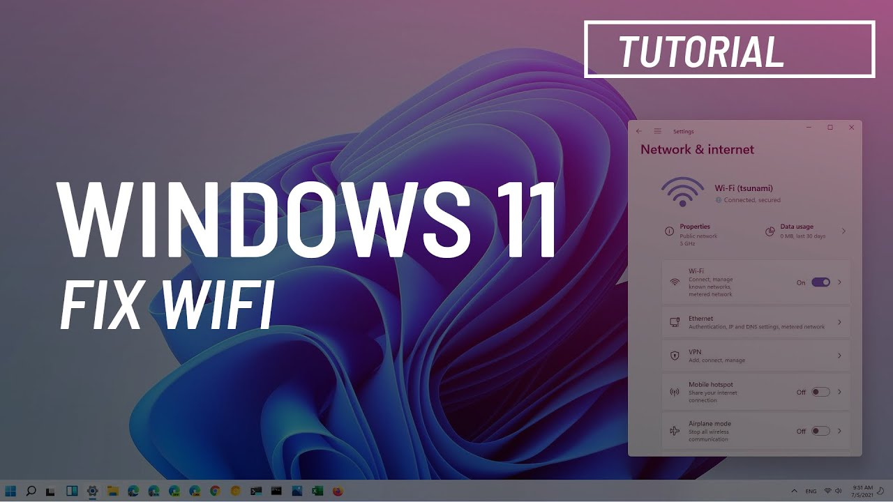 Windows 11: Fix any WiFi problems with this trick - YouTube