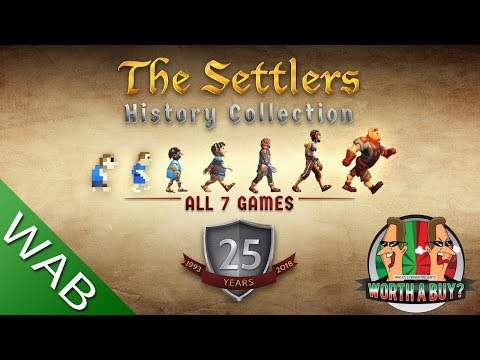 The Settlers History Collection Review - Worthabuy?