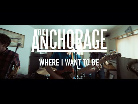 The Anchorage - Where I Want to Be [Official Music Video] Mp3