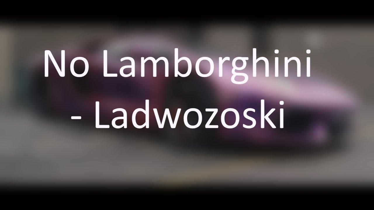 Ladwozoski No Lamborghini Ft Memeulous Costume Youtube