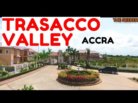 Most Lavish Gated Community In West Africa - Trasacco Valley, Accra: Enjoy The Ride With The Seeker