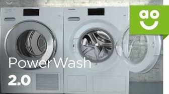 PowerWash 2.0 Washing Machine Technology with Miele | ao.com