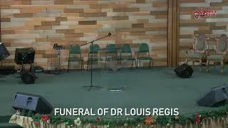 FUNERAL OF  DR LOUIS REGIS 2018 12 15 11 09 03@896kbps