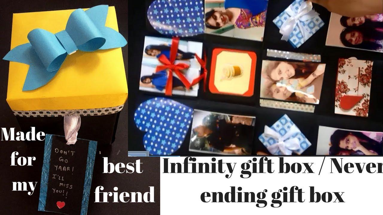 infinite gift box | never ending gift box | infinity gift box ...
