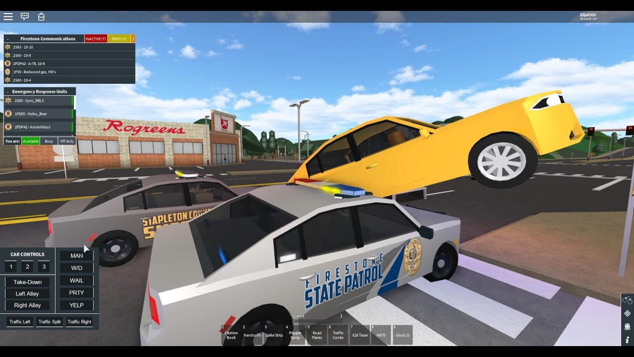 Stapleton County Firestone V2 Patrol 2 Day 2 Youtube