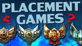 ♥ NEW PLACEMENTS  - Ranked Struggles #16