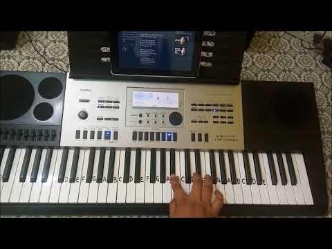 Piano: Mera Dil Yeh Pukare Aaja...from movie-Nagin, on Casio CTK 7300in