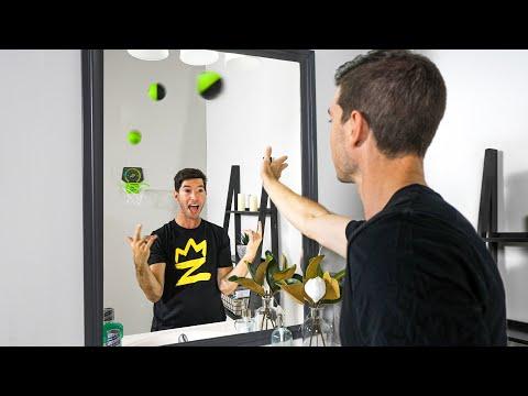 Optical Illusion Trick Shots ft. Zach King