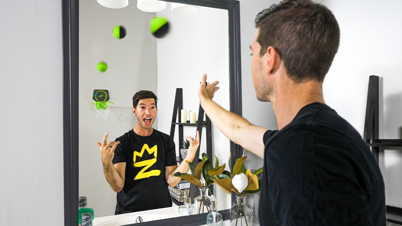 Download Optical Illusion Trick Shots ft. Zach King