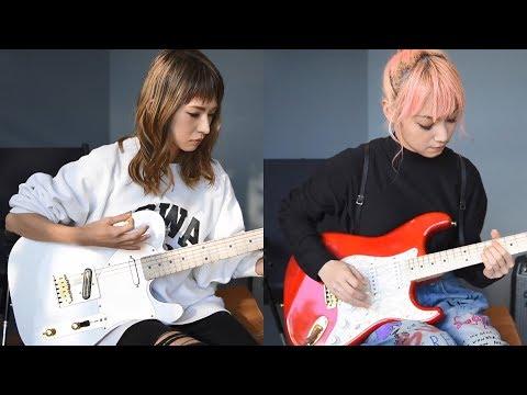 【English Subs】SCANDAL HARUNA & MAMI's Walkthrough to Play 「Platform Syndrome」