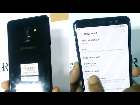 Official !!! Samsung Galaxy A8 Plus (2018) Hands on !!![ Urdu/Hindi]