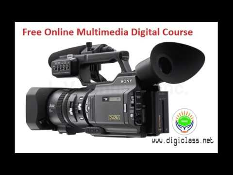 05MM07- Shooting and Editing Video (Multimedia Courses in Hindi)