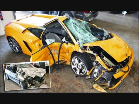 Expensive Lamborghini Crash Totaled Youtube