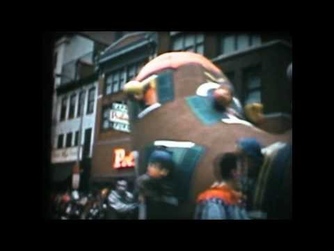Hochschild-Kohn Toytown Parade Baltimore 1961