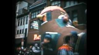 Hochschild-Kohn Toytown Parade Baltimore 1961