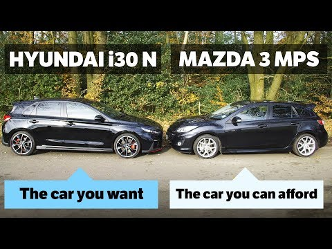 Awesome Affordable Cars Mazda 3 MPS