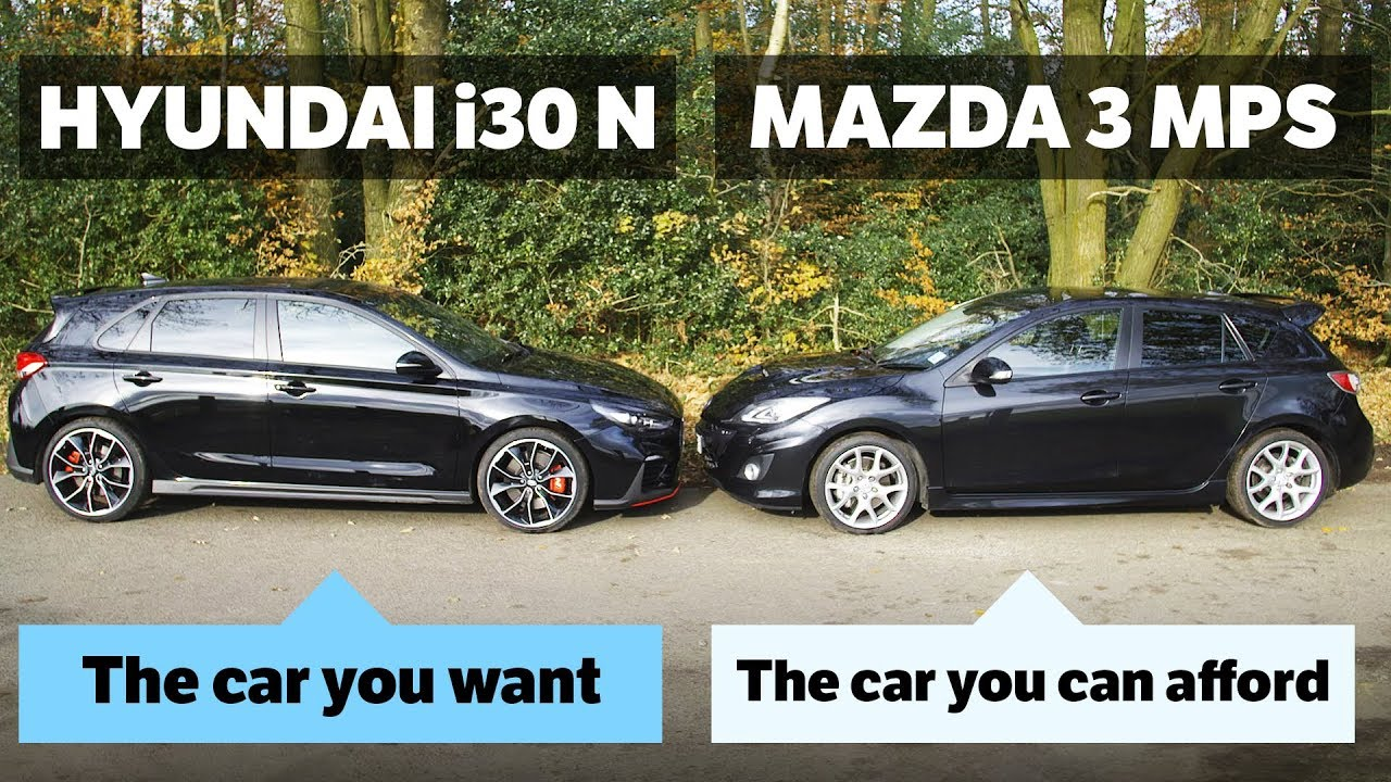 Awesome Affordable Cars: Mazda 3 MPS