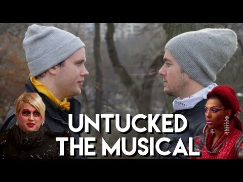 Untucked the Musical - Shangela VS Mimi