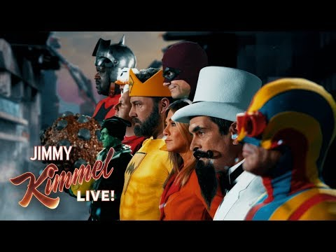Thumbnail: WORLD PREMIERE TRAILER – Jimmy Kimmel's The Terrific Ten