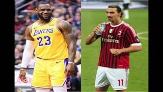My Take on the LeBron Versus Zlatan Feud (THE SAAD TRUTH_1211)
