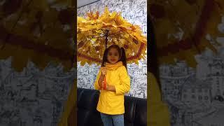 Осень в золотой косынке