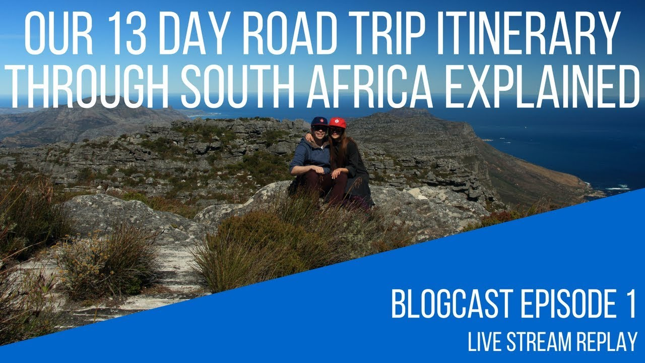 Travelling South Africa: Our 13 Day Route Explained