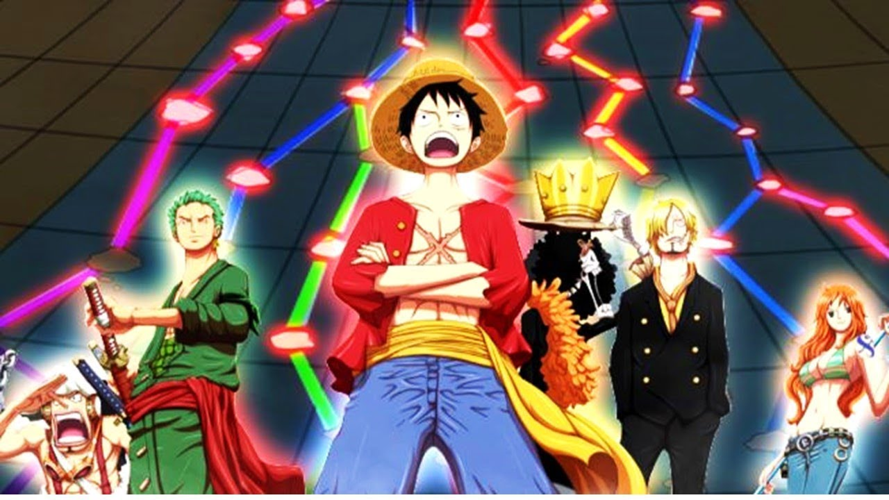 one piece the journey of the straw hat pirates all islands