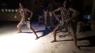 Africulture One Theatre - African Dance Tanzania