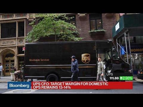 UPS CFO Richard Peretz Says Amazon Is an Important Partner