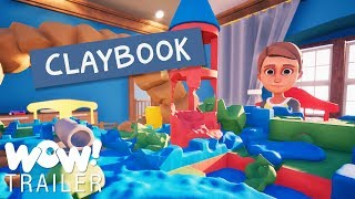 Claybook - Official Switch Announcement Trailer