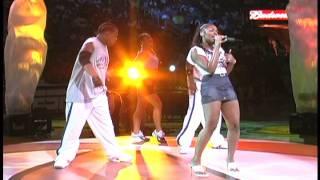 "Ashanti ""Happy""  Live"
