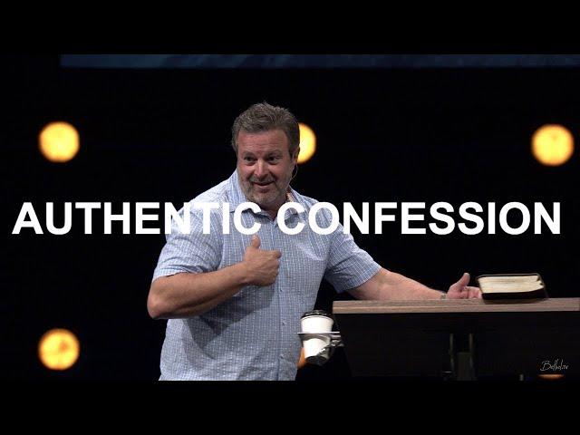 Authentic Confession   Kris Vallotton   Bethel Church