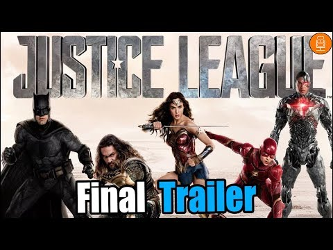 Thumbnail: Justice League Final Trailer Release Date Revealed?