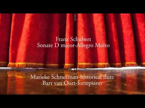 F.Schubert Sonata D, Marieke Schneemann-Bart van Oort