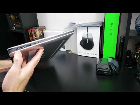 Dell XPS 9570 unboxing and overview