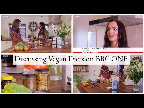 BBC LOOK NORTH - Are Vegan Diets Healthy?