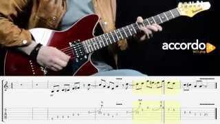 """""""Rock Blues Lick"""" - Gianni Rojatti (Lezione di chitarra)"""